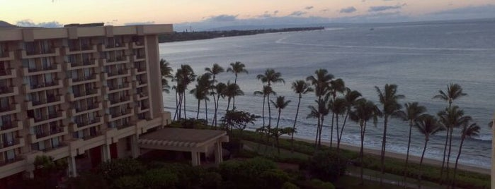 Hyatt Regency Maui Resort And Spa is one of Big Country's Favorite Hotels.