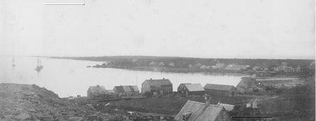Fjörðurinn is one of Iceland around 1900. Sigfús Eymundsson´s photos..