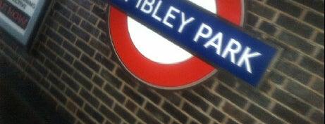 Wembley Park London Underground Station is one of Underground Stations in London.