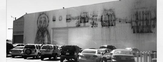 The Geffen Contemporary (MoCA) is one of SoCal Shops, Art, Attractions.