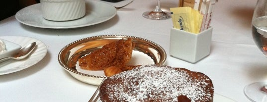 La Grenouille is one of The Platt 101: NYC's Best Restaurants.