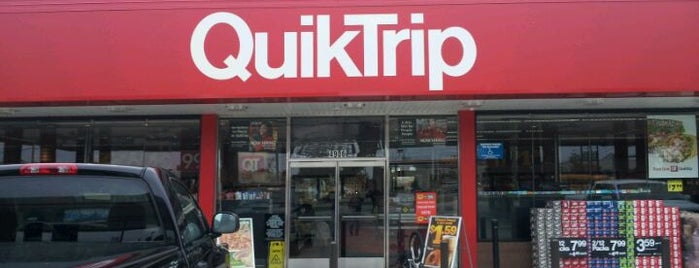 QuikTrip is one of Mikeさんのお気に入りスポット.