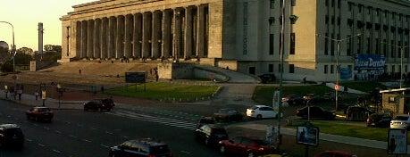 Facultad de Derecho (UBA) is one of Buenos Aires Tour.