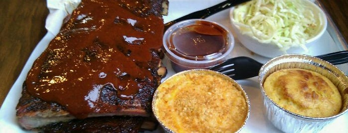 Smoque BBQ is one of Chicago.