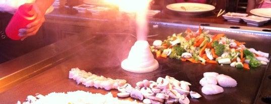 Sakura Japanese Steak, Seafood House & Sushi Bar is one of Tasty Japanese.