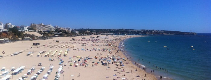 Praia da Rocha is one of Portugal.