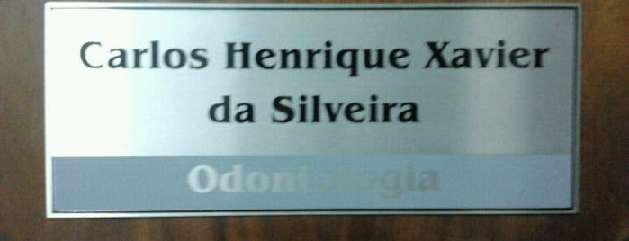 Dr. Carlos Henrique Xavier da Silveira is one of Locais salvos de Claudio.