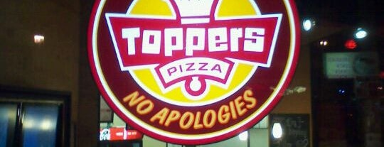Toppers Pizza is one of Pizza in MKE.