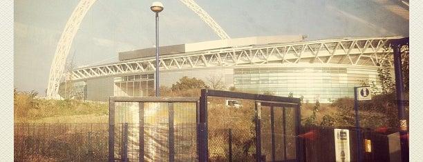 Estadio de Wembley is one of Sports Arena's.