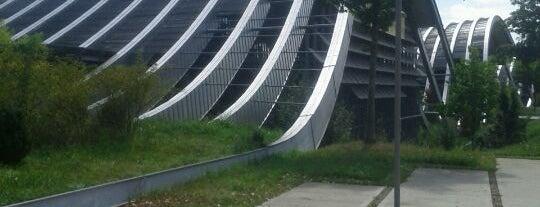 Zentrum Paul Klee is one of The best of Switzerland.