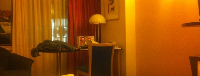 Austria Trend Hotel Schillerpark is one of visited int..