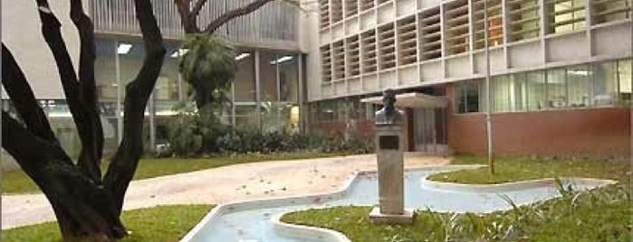 Escola de Arquitetura da UFMG is one of Art galeries,theatre and cultural tourism in BH.