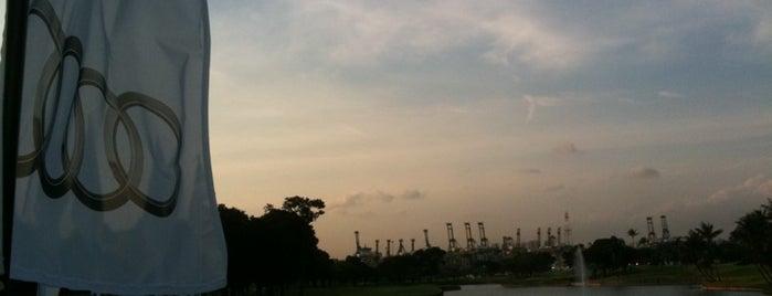 Sentosa Golf Club is one of Singapore.