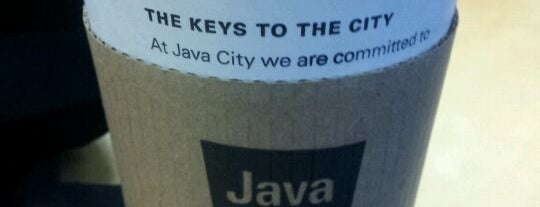 Prufrock's - Java City is one of Confessions of a Fresh Brew Expert.