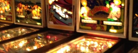 Seattle Pinball Museum is one of The Seattle Geek Trail.