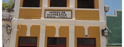 Espaço Tiridá Museu do Mamulengo is one of Olinda e Recife.