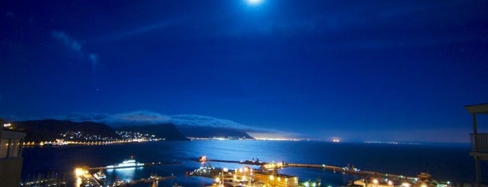 Simon's Town is one of World Sites.
