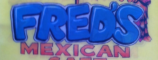 Fred's Mexican Cafe is one of Pacific Beach Faves!.