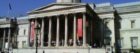 National Gallery is one of Favorite places in the UK.