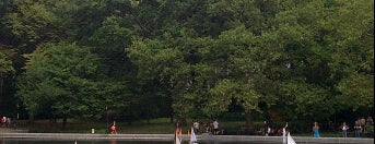 Central Park is one of Bucket List.