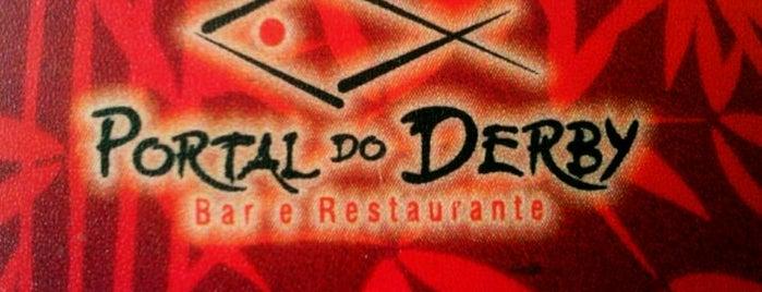 Portal do Derby is one of Restaurantes e Bares.