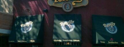 Potbelly Sandwich Shop is one of Hyde Park Eats.