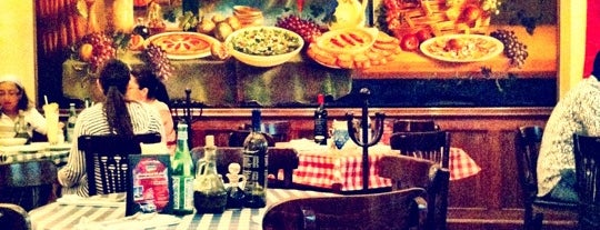 Italianni's is one of Lugares favoritos de Ricardo.