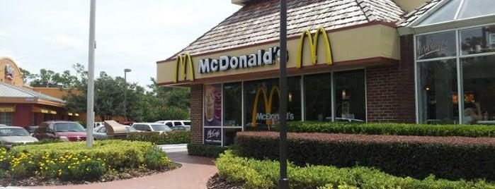McDonald's is one of Stevents 님이 좋아한 장소.