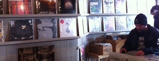 Permanent Records is one of NYC Record Stores.