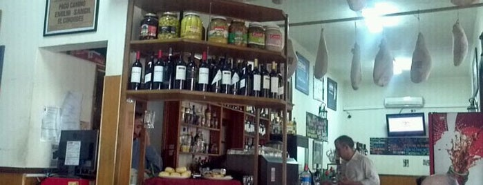 Bar del Gallego is one of Donde ir a comer.