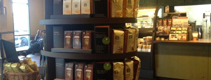 Starbucks is one of Posti che sono piaciuti a Ryan.