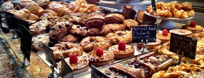 Thorough Bread and Pastry is one of [ San Francisco ].