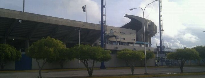 Stadium Nueva Esparta is one of Estadios Liga Venezolana de Béisbol Profesional.