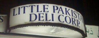 Little Pakistan Deli is one of EatNY.