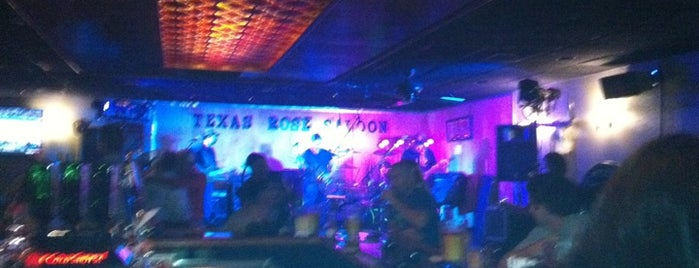 Texas Rose Saloon is one of Live Music #VisitUS.