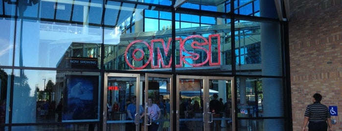 Oregon Museum of Science & Industry (OMSI) is one of All-time favorites in United States (Part 1).