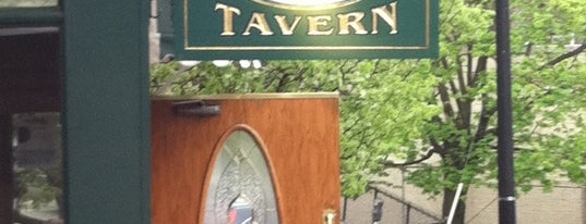 Maud's Tavern is one of Burb Life.