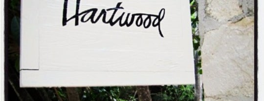 Hartwood is one of Lieux sauvegardés par Mary.