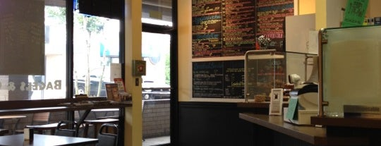 Big City Bagels & Café is one of Must visits in Raleigh.