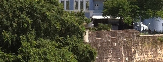 La Fortaleza: Palacio de Santa Catalina is one of ♪ En Mi Viejo San Juan ♫.
