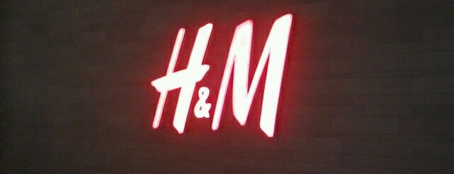 H&M is one of Remember College?.
