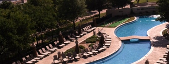 The Westin Dallas Stonebriar Golf Resort & Spa is one of Would go again.