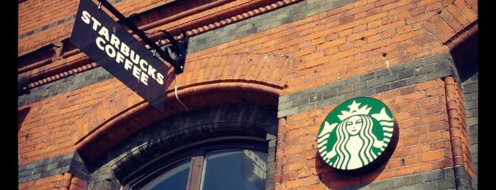 Starbucks is one of Scandinavia & the Nordics.