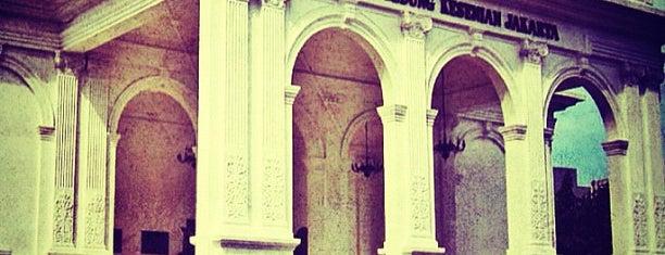 Gedung Kesenian Jakarta (GKJ) is one of Jual Solahart 02168938855.
