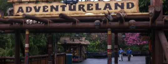 Adventureland is one of Top Orlando spots.
