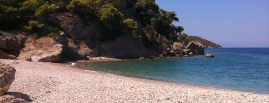 Ligoneri is one of Spetses Island.