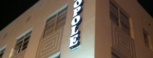 Metropole Hotel is one of Welcome to Miami.