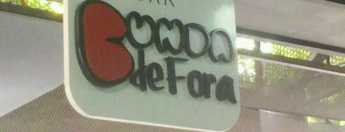 Bar Bunda de Fora is one of Botecos cariocas.