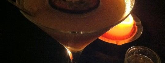 Asoka is one of Drink Int's 50 Best Bars Worldwide.