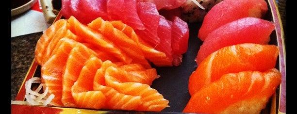 Sushi Yama is one of PELO MUNDO.....